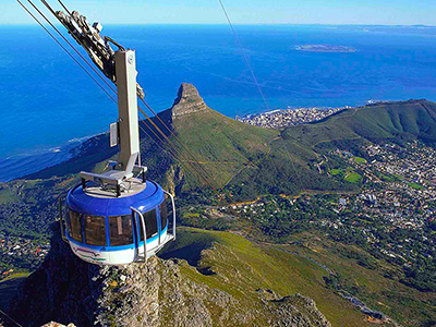 Cape Town Flight Price £460