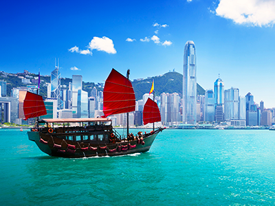 Hong Kong Flight Price £320