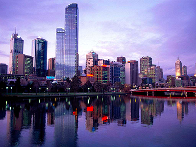 Melbourne Flight Price £880