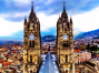 Quito Flight Price £246